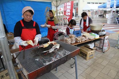 三沢市漁協!