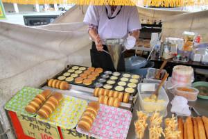 田村/大判焼き・肉まん タイ料理