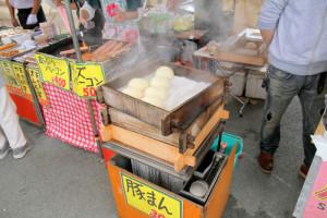 田村/大判焼き・肉まん・タイ料理