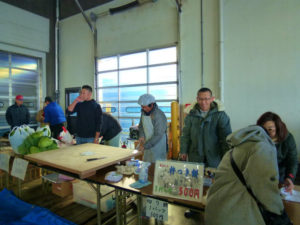 三沢市農業青年会議 もち米・野菜